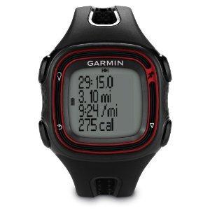 GARMIN FORERUNNER 10 [NOIR ROUGE]La Garmin Forerunner 10 est une montre GPS idéale pour les coureurs débutants et occasionnels. Elle vous permet de vous connecter avec la communauté gratuite en ligne Garmin Connect pour visualiser, partager et gérer ...