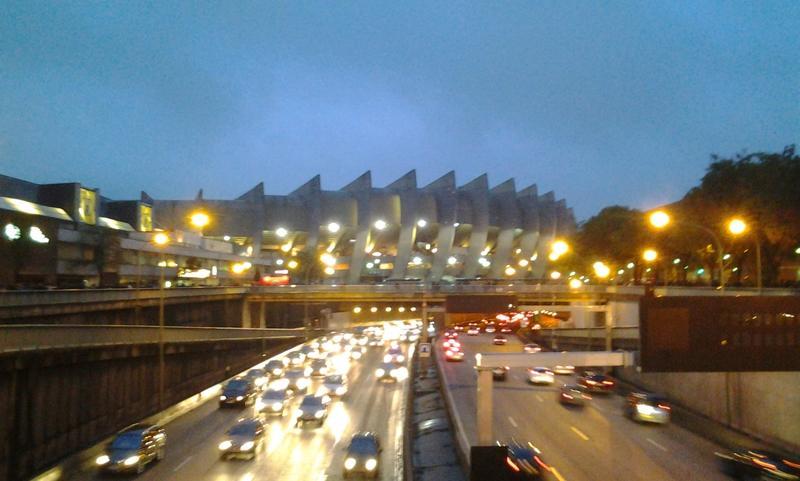 Le stade du PSG