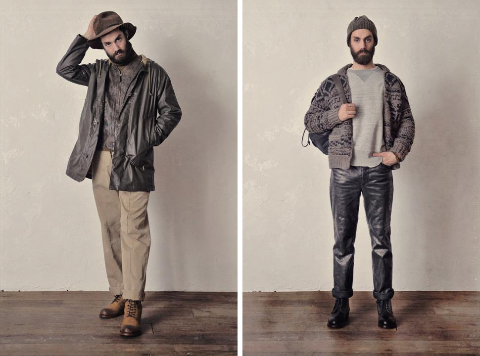 OLD JOE – F/W 2014 COLLECTION LOOKBOOK