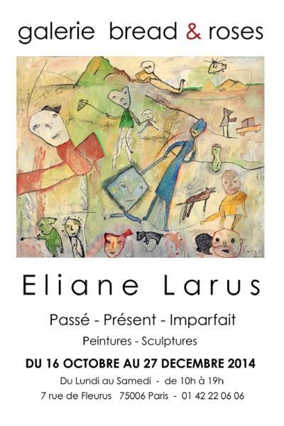 PEINTURE : ELIANE LARUS