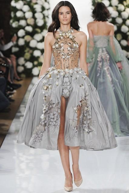Styliste Valentin Yudashkin - Collection printemps/été 2015