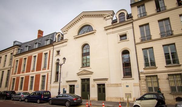 R habilitation de l orangerie de versailles voir for Architecte de versailles sous louis xiv