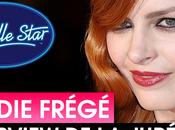 Nouvelle Star 2015 confidences d'Elodie Frégé (INTERVIEW)