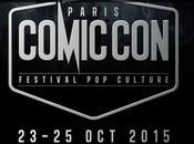 Comic Paris tiendra Octobre 2015 Grande Halle Villette. #ComicConParis