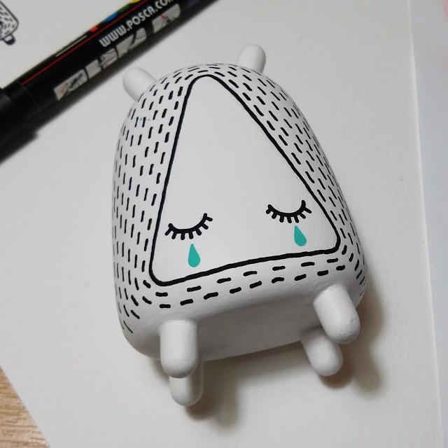 Sculptures en papier mâché