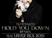 MUSIC REMIX KHALED Feat USHER, RICK ROSS, FABOLOUS, HOOD HOLD DOWN (REMIX)