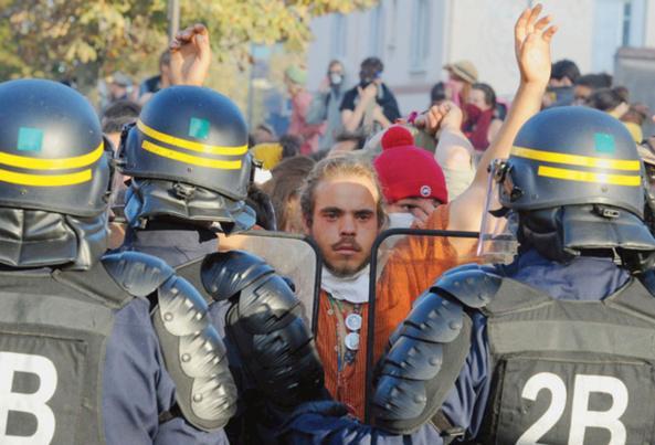 Mort de Rémi Fraisse, violences policières : la droite doit apprendre la contestation !