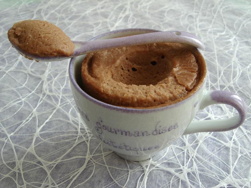 Mug Cake Micro Ondes Sans Beurre Sans Sucre