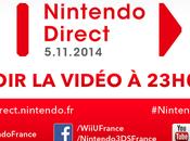 nouveau Nintendo Direct demain prévu novembre
