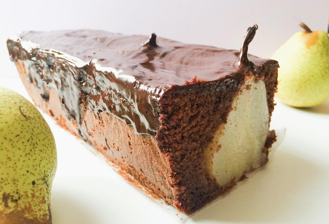pin gateau poire frangipane recette cake on pinterest. Black Bedroom Furniture Sets. Home Design Ideas