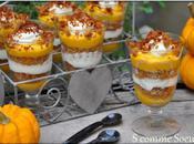 Trifle Potimarron pain d'épices