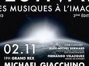 CINEMA: Festival Musiques l'Image 2014 BULLE