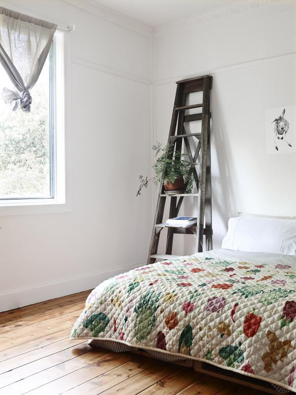 Inspiration d co ambiance boho chic dans la campagne for Deco chambre campagne chic