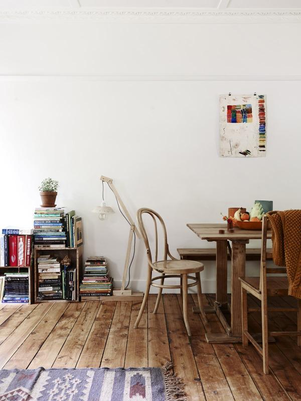 inspiration d co ambiance boho chic dans la campagne australienne paperblog. Black Bedroom Furniture Sets. Home Design Ideas