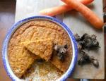 gâteau carottes