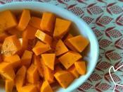 Recette jour férié: Courge #Butternut rôtie thym cumin, délicieux simplissime. Couper courge deux dans longueur. Retirer pépins courge, peler couper morceaux trop gros. Poser p...