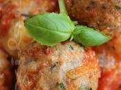 ~Boulettes veau, sauce tomates braisées~