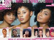 Cheveux Naturels 2015 aura lieu mars Paris.