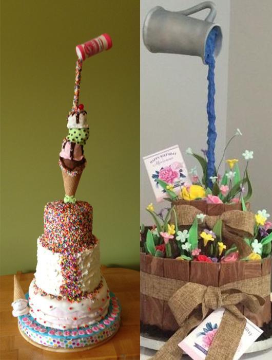Qu est ce que le gravity cake paperblog - Gravity cake noel ...