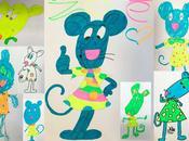 Ateliers pour apprendre dessiner Petite Souris