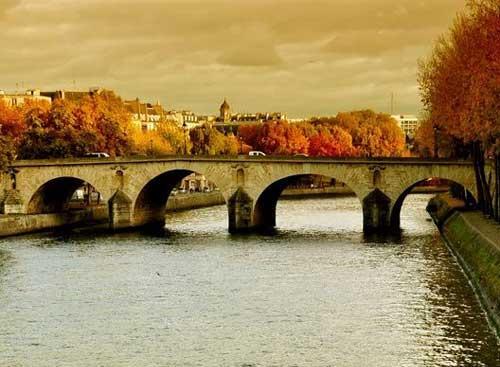 Le pont Marie fête ses 400 ans!