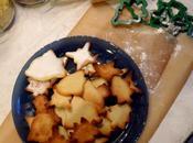 Sablés Noël glacés sucre