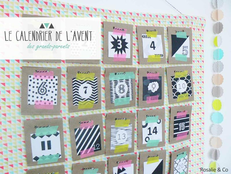 diy le calendrier de l 39 avent pour grands parents free. Black Bedroom Furniture Sets. Home Design Ideas