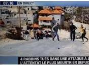 Quand Israël donne bonne figure face médias français