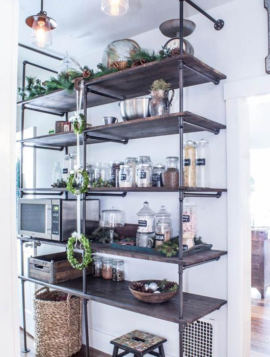 Donnez un c t industriel et atelier votre cuisine paperblog - Cuisine deco industrielle ...