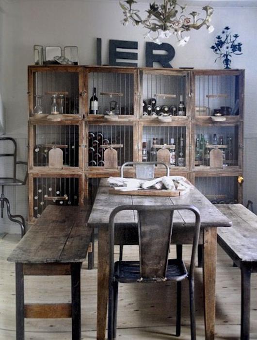 Donnez un c t industriel et atelier votre cuisine paperblog - Objet deco industrielle ...