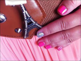 Coral Pink de KIKO et Fit for a Queen de Ciaté