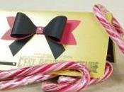 Carte cadeau pour Noël Modèle