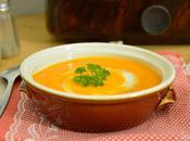 Velouté Potiron carotte