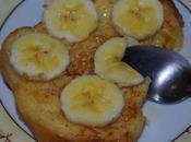 Brioche perdue banane selon Gwyneth Paltrow