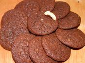 Cookies chocolat noix Brésil