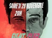 Samedi novembre, Ambassadeurs Ciné Mourguet présentent Fight Club