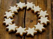 Zimsterne étoiles cannelle petits gâteaux l'Avent