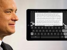 L'application 'Machine écrire' Hanks maintenant disponible iPhone