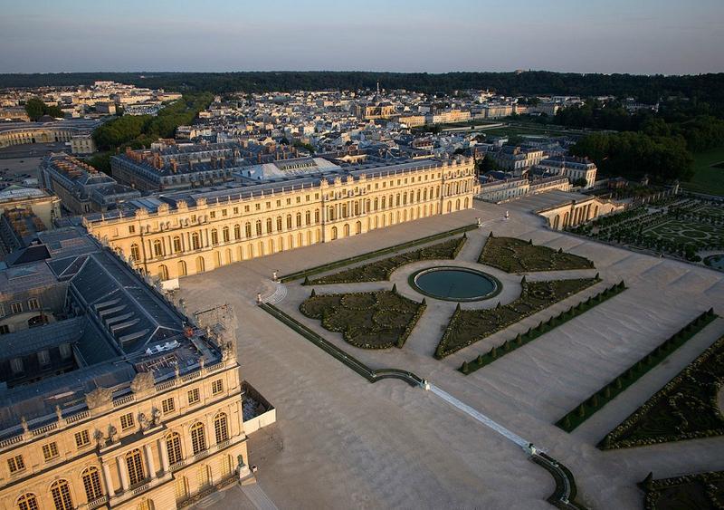 Chateau de versailles yvelines paperblog for Versailles yvelines
