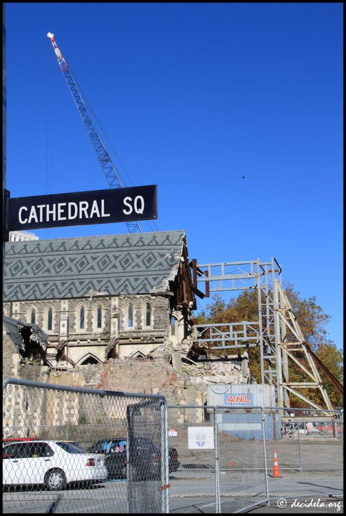 Cathédrale de Christchurch