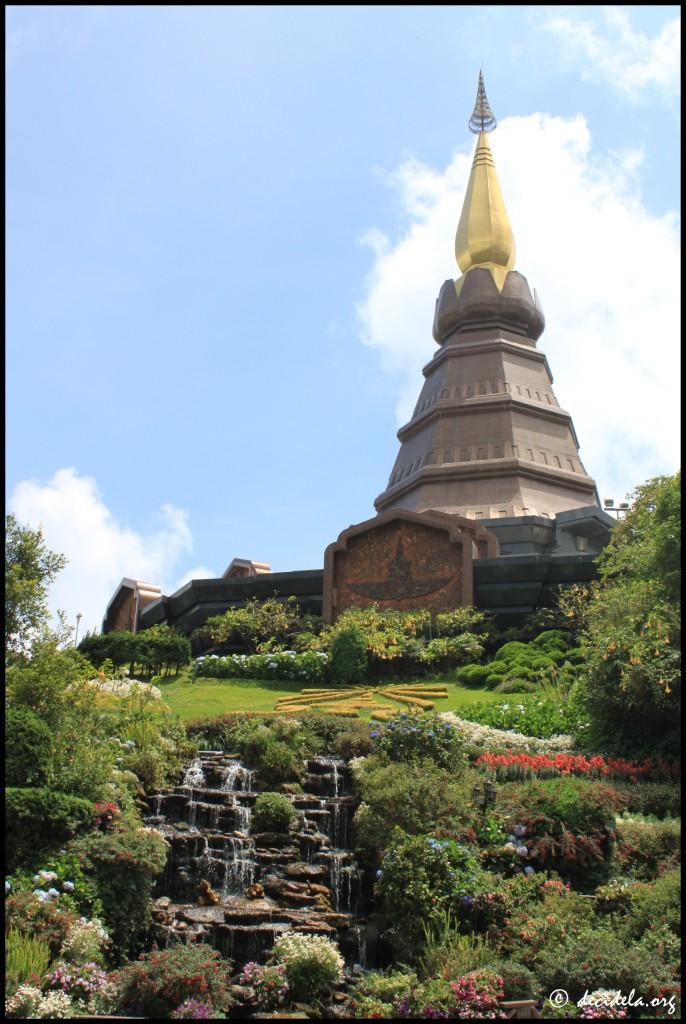 Temples du Doi Inthanon