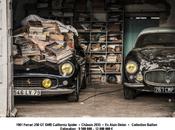L'actualité luxe Artcurial découvre France trésor automobile oublié Vente enchères vendredi février 2015