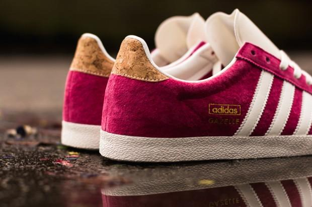 Gazelle Rose Adidas