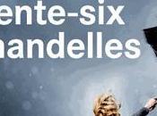 [Livre] trente-six chandelles Marie-Sabine Roger #MRL2014