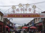 jours sous pluie Lijiang