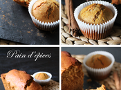 "Pain d'épices traditionnel variante ""muffins fourré"""