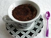 cake diététique sans gluten cacao avec farine souchet, psyllium Sukrin (sans sucre beurre oeufs)