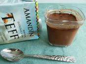 yaourts végétaux maison teff cacao avec Sukrin (sans sucre)