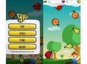 Fruit's Fruit Ninja-like pour iPhone addictif