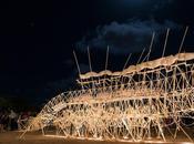 Strandbeest Audemars-Piguet award meilleure performance Miami Basel 2014